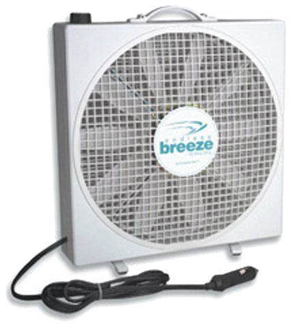 outdoor oscillating fan