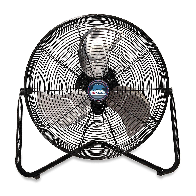 outdoor floor fan