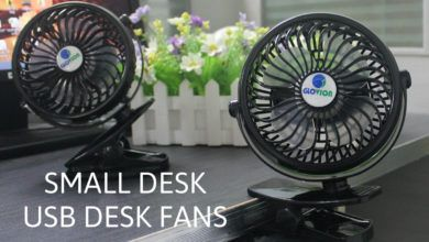 Photo of Best Small Clip on USB Desk Fans
