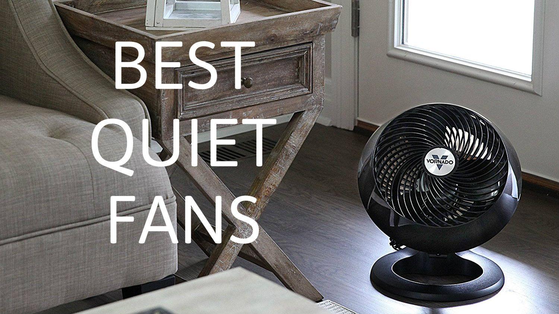 Heating, Cooling & Air Small Desk Fan Portable Pivots 3 Speed Aerodynamic TurboForce Design Quiet Black