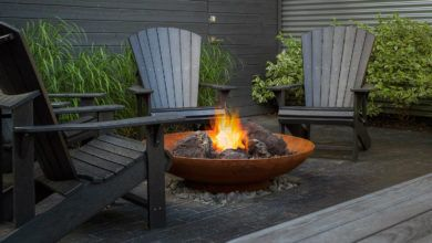 Photo of The Difference Between Above Ground and In-Ground Fire Pits