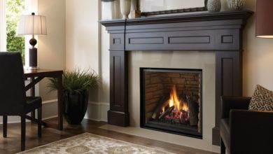 Photo of The different types of fireplaces