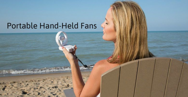 Photo of Best Portable Hand Held Fans