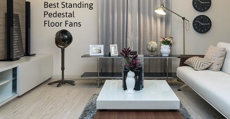 Photo of Best Standing Pedestal Floor Fans
