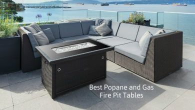 Photo of Best Propane and Gas Fire Pit Tables
