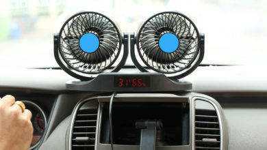 Photo of The Best 12 Volt Fans and Air Conditioners for Car
