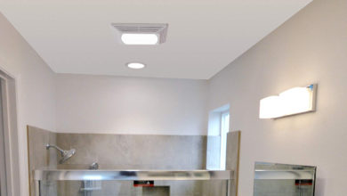Photo of Best Bathroom Exhaust Fans with LED Lights