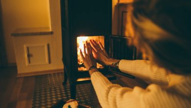 Photo of 3 Steps to Keep Wood Stove Burning All Night