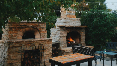 Photo of Tips to Make a DIY Outdoor Fireplace