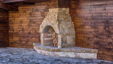 Photo of How Much Does an Outdoor Fireplace Cost?