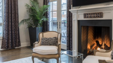 Photo of Best Ways to Clean a Fireplace
