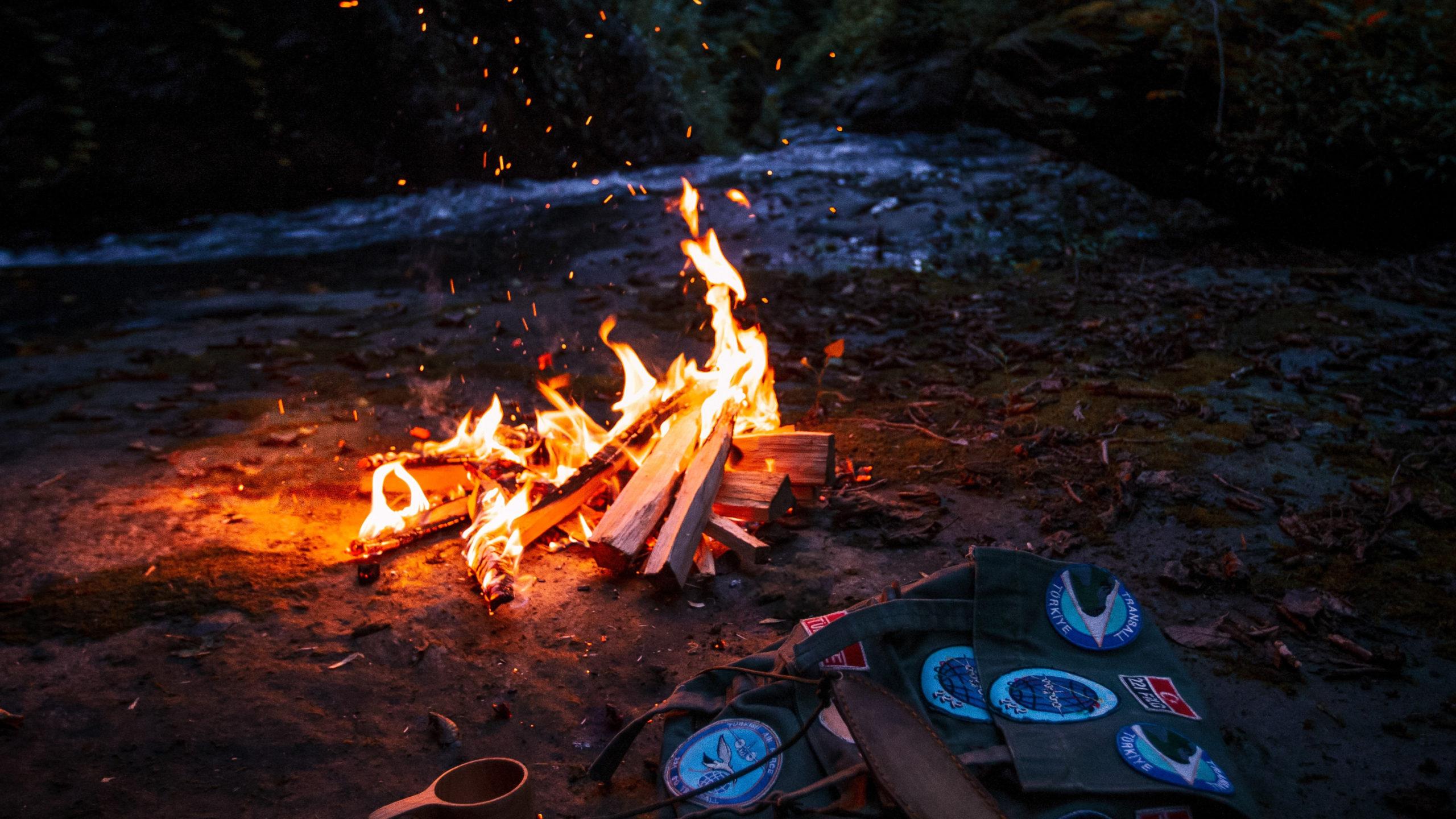 How to Start a Fire Without a Lighter | heatwhiz.com